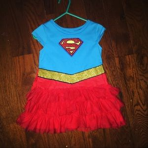 Other - Supergirl dress